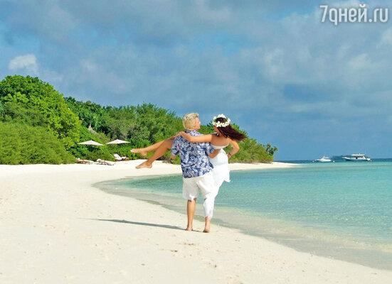 «Острова хороши тем, что тут можно остаться действительно наедине друг с другом...»