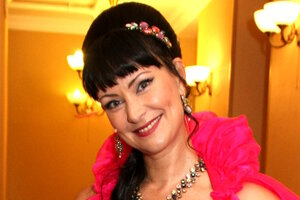Нонна Гришаева отдыхает с семьей в Мексике