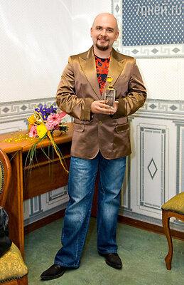 Лауреат Сергей Трофимов