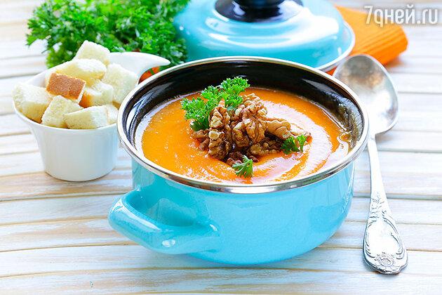 Крем-суп «Примавера»