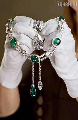 «Бабушкины осколки» — одна излюбимых брошек королевы — стоит больше 80 миллионов долларов...