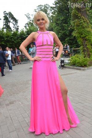 Валерия на конкурсе «Новая волна-2013» в Юрмале