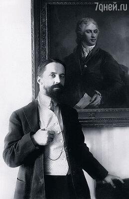 Билибин выдвинулся очень рано, за безупречно точную линию коллеги-художники прозвали его «Иван — железная рука»