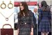 Сумочка, пальто и пояс от Chanel