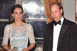 Герцогиня Кейт произвела в Париже настоящий модный фурор