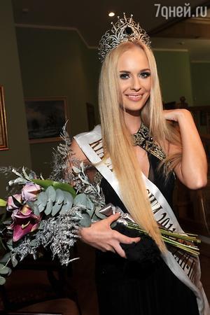 Наталья Переверзева, «Краса России 2011»