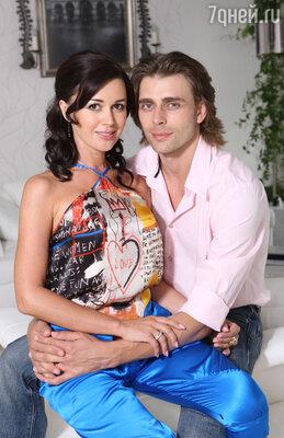Анастасия Заворотнюк и Петра Чернышов