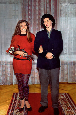 Даниил Спиваковский и Анна Ардова
