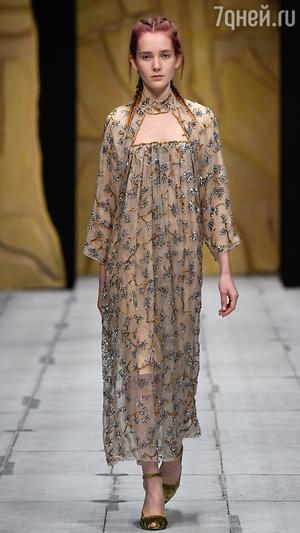 Платье, на которое положила глаз Ксения Собчак