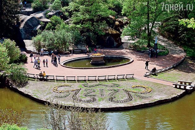 Потоцкий подарил жене дивный парк, который назвали Софиевкой