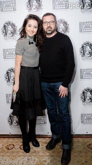 Алексей Рыжов с дочерьюТаней