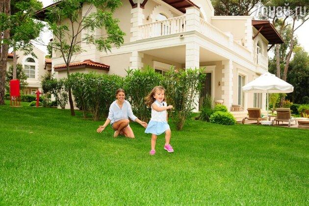 Майские праздники Виктория Боня провела с семьей на популярном курорте Анталья – Белек