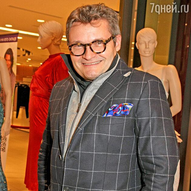Александр Васильев с Юлией Пересильд