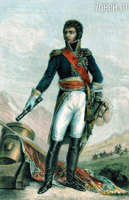 Став королем Швеции, маршал Бернадот прислал Ленорман в знак благодарности дорогое кольцо