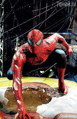 «Человек-паук 3: Враг в отражении». 2007 г.