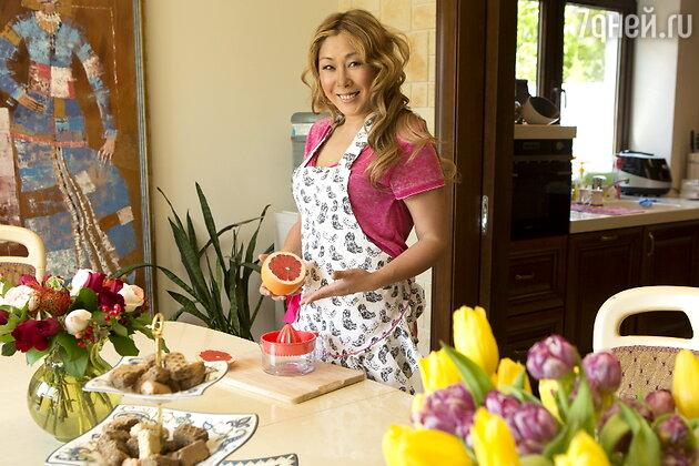 «Кухня здорового питания в наши дни — это не скучная и безвкусная еда. Теперь она очень разнообразна и порадует даже гурманов»