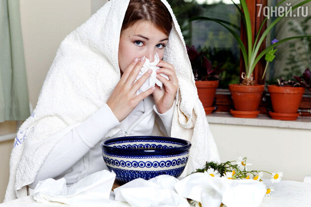 Практически ежегодно  в период с осени по весну очень многие люди подвержены простудным заболеваниям