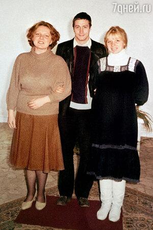 Василиса Назарова, Борис Токарев и Татьяна Назарова