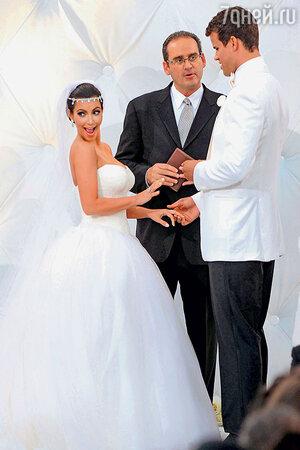 Ким Кардашьян с Крисом Хамфрисом