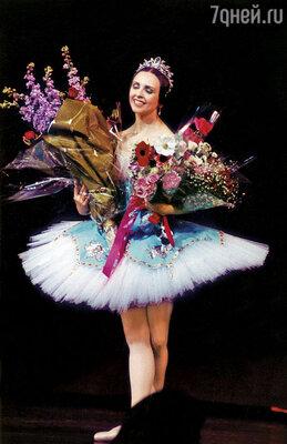 Никакие балетные награды не могли смягчить боль в сердце