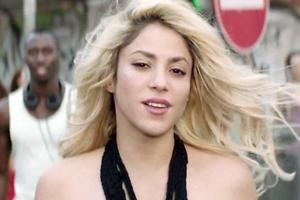 Шакира сэкономила на костюмах для нового клипа