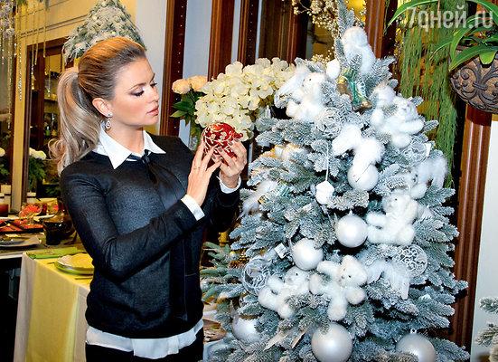 «Очень люблю украшать елку...