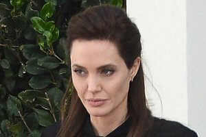 Анджелина Джоли призналась, что помогло ей справиться с ветрянкой