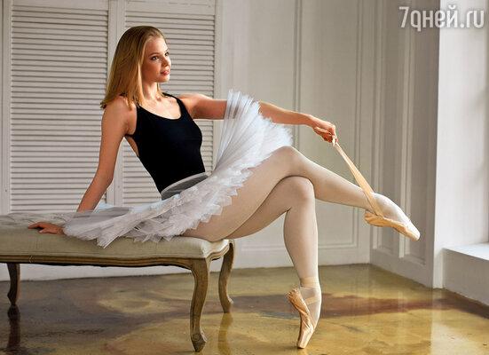 Цискаридзе меня подкалывал: «Ну-ка, Алина Кабаева, покажи, как ты занимаешься балетом!» Он знал о моем гимнастическом прошлом