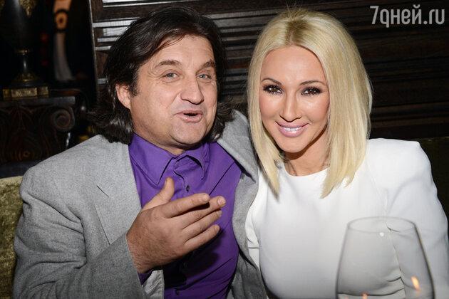 Лера Кудрявцева и Отар Кушанашвили