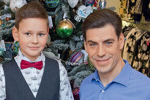 Сын Дмитрия Дюжева предсказал рождение своего брата