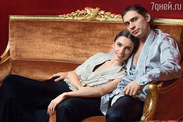 Иван Васильев и Мария Виноградова