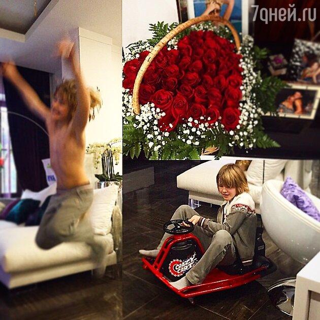 Подарки Леонида Руденко