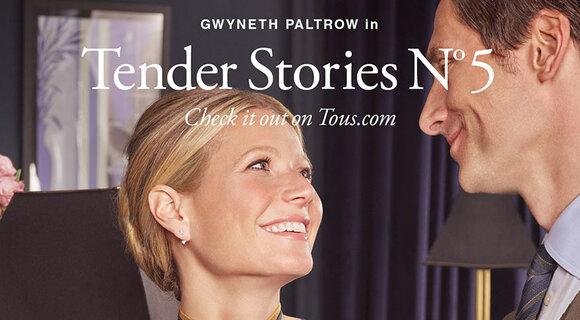 ВИДЕО: Гвинет Пэлтроу рекламирует нежность