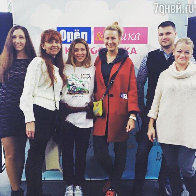 Регина Тодоренко, Леся Никитюк