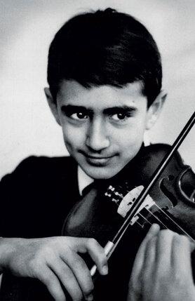 Юра Башмет в музыкальной школе