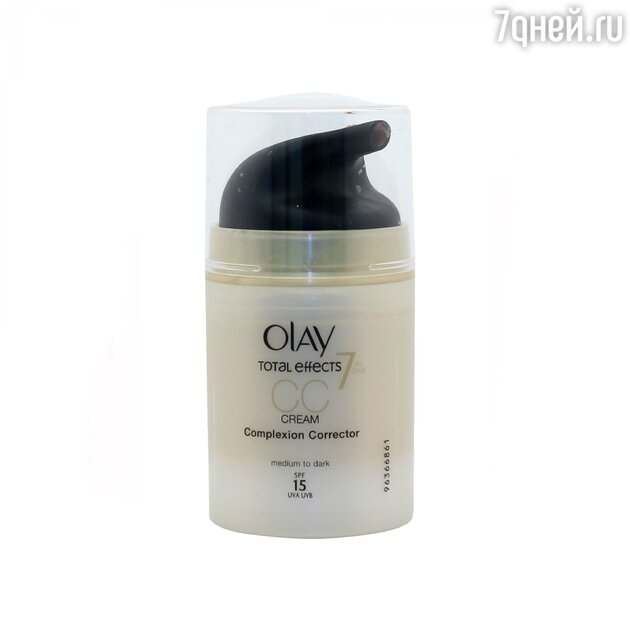 �������������������� �������� Total Effects CC Cream, Olay