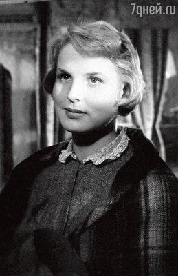 Мать Илзе — актриса Маргарита Жигунова в фильме «Жестокость». 1959 г.