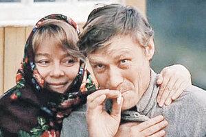 Александр Михайлов: «Нину Дорошину испугало только то, что я моложе ее на десять лет»