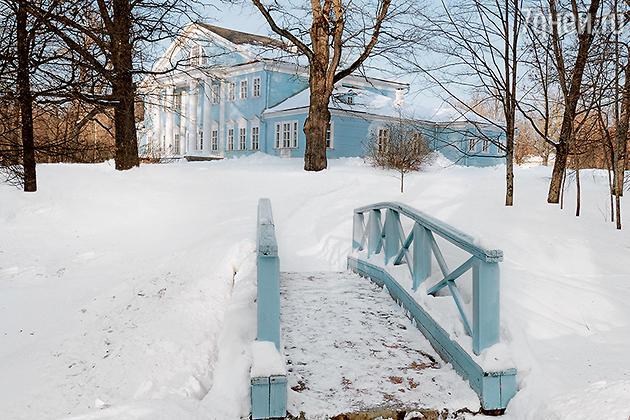 Музей-усадьба М.И. Глинки в селе Новоспасское