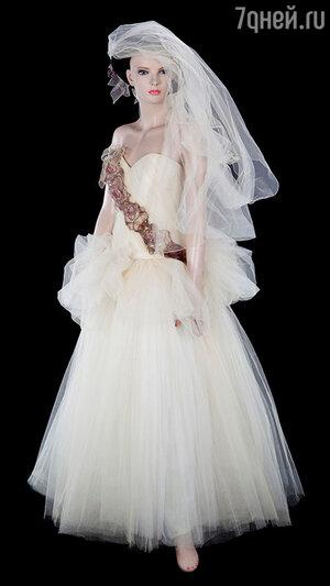 Свадебное платье Мадонны