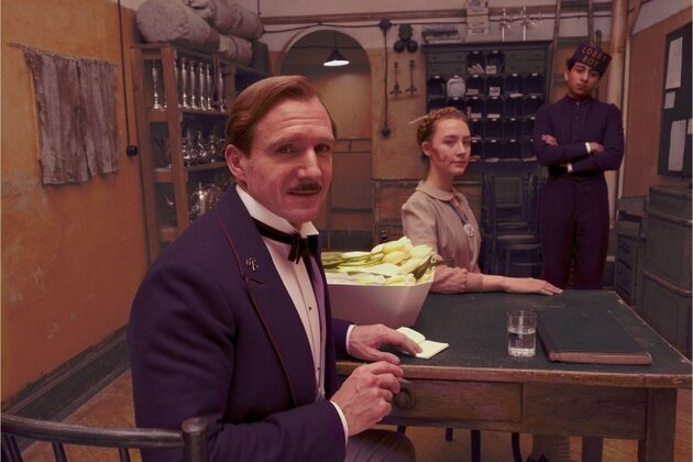 Комедийная драма американского режиссера Уэса Андерсона «Отель «Гранд Будапешт» стала обладателем Гран-при Берлинале
