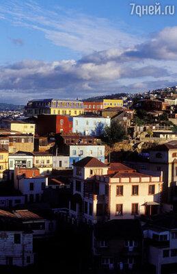 Вальпараисо — самый колоритный город Чили — уже много лет находится под патронатом ЮНЕСКО