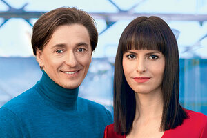 Сергей Безруков и Анна Матисон встретят лето в Сочи