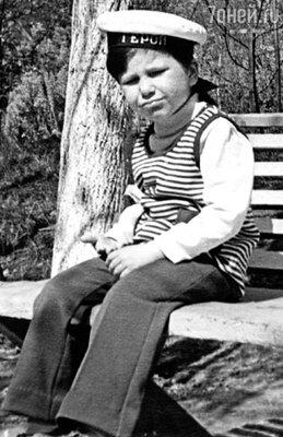 Я рос самостоятельным ребенком, целыми днями пропадал на улице