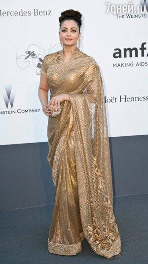 �������� ��� � ������ �� ��������� Tarun Tahiliani �� ������ amfAR�s 20th Annual Cinema Against AIDS � 2013 ����