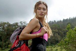 Регина Тодоренко едва не погибла во время извержения вулкана