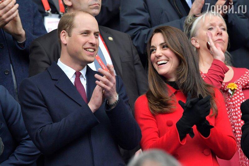 Кейт иУильям выбрали школу для Георга