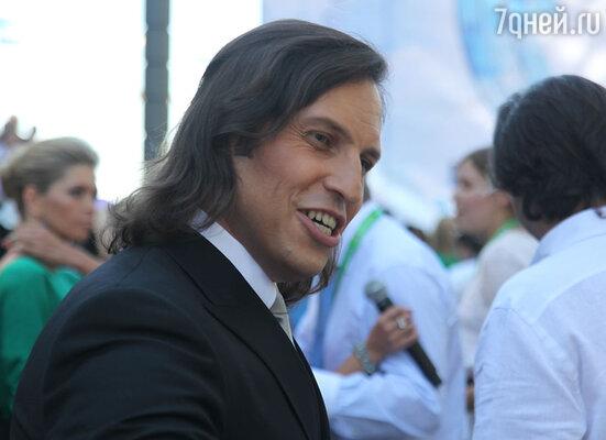 Резидент «Comedy Club» Александр Ревва