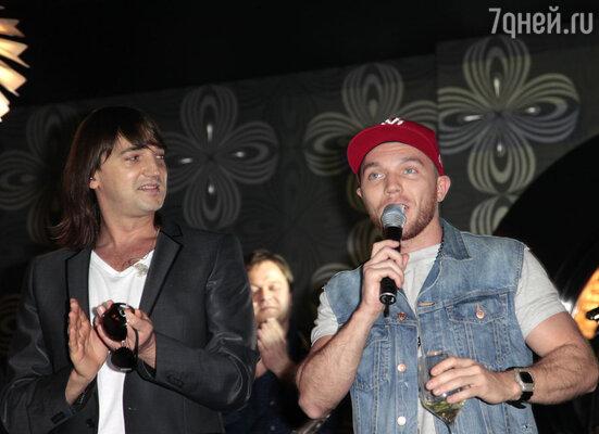Николай Тимофеев и Батишта