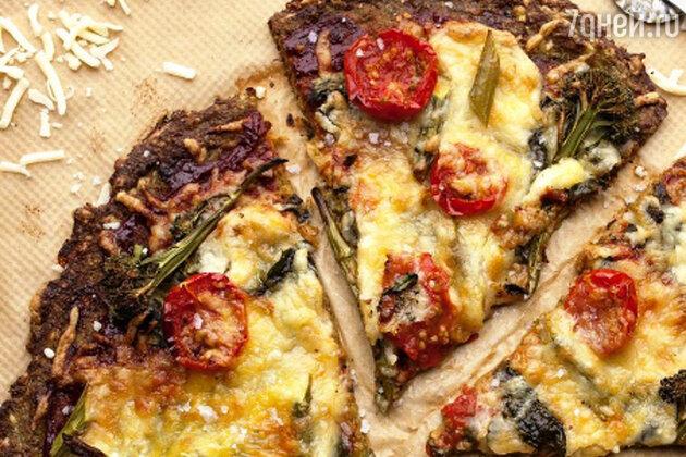 Летняя пицца: рецепт от бренд-шефа Дмитрия Снурницина